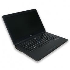 "Notebook Dell Latitude E7450 Intel Core i7 5600U 2,6 GHz, 8 GB RAM, 256 GB SSD, Intel HD, bez mech., 14"" 1366x768, COA štítok Windows 7 PRO"