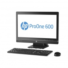 HP ProOne 600 G1 AiO- Core i3 4130 3.4GHz/8GB RAM/256GB SSD NEW