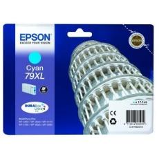 "EPSON Ink bar WF-5xxx Series Ink Cartridge ""Pisa"" 79 XL Cyan (17,1 ml)"