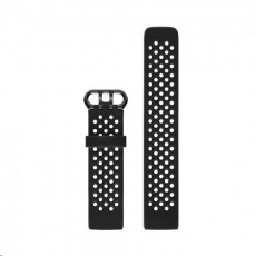 Fitbit Charge 3 Accessory Sport Band Black Small