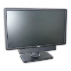 "LCD monitor 23"" Dell Professional P2312H, 1920x1080, 16:9, VGA, DVI-D, kabeláž + reproduktory Dell AX510"