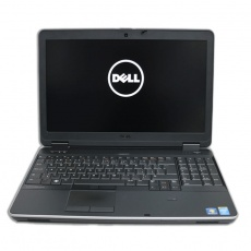 "Notebook Dell Latitude E6540 Intel Core i5 4200M 2,5 GHz, 8 GB RAM, 256 GB SSD, Intel HD, DVD-RW, 15,6"" 1366x768, COA štítok Windows 7 PRO"