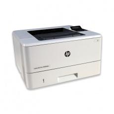Tlačiareň HP LaserJet Pro M402DN, automatický duplex, sieťová karta, použitý toner, kabeláž