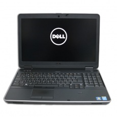 "Notebook Dell Latitude E6540 Intel Core i5 4200M 2,5 GHz, 4 GB RAM, 128 GB SSD, Intel HD, bez mech., 15,6"" 1366x768, COA štítok Windows 7 PRO"