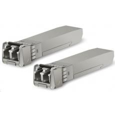 UBNT U Fiber UF-MM-10G, 2-PACK [2ks (1 pár) SFP+ 10G modulů, Multi-Mode, LC konektor]