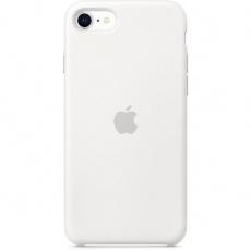 APPLE iPhone SE Silicone Case - White