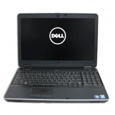 "Notebook Dell Latitude E6540 Intel Core i7 4600M 2,9 GHz, 8 GB RAM, 128 GB SSD, Intel HD, DVD-ROM, cam, 15,6"" 1366x768, COA štítek Windows 7 PRO"
