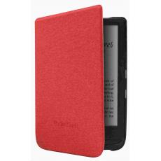 POCKETBOOK pouzdro pro 616, 627, 632, červené / pošk. obal