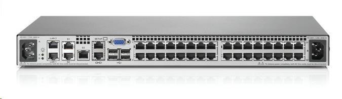 HP TAA 0x2x16xKVM Server Console G2 Switch