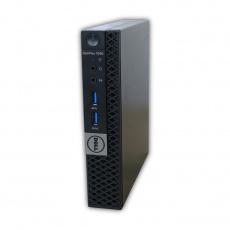 Počítač Dell OptiPlex 7040 micro Intel Core i5 6600T 2,7 GHz, 8 GB RAM, 256 GB SSD, Intel HD, WiFi, el. kľúč Windows 10 PRO