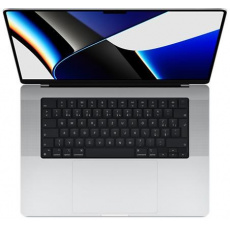 APPLE MacBook Pro 16'' Apple M1 Pro chip with 10-core CPU and 16-core GPU, 512GB SSD - Silver