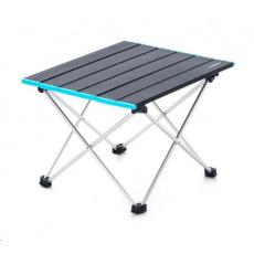 Naturehike lehký skládací hliníkový stolek M 41x34,5 cm 950g - šedý