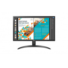 "LG MT IPS LCD LED 23,8""  24QP500 - IPS panel, 2560x1440, 2xHDMI, DP"