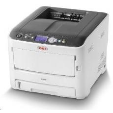 Oki C612dn A4 36/34 ppm ProQ2400 dpi, PCL, USB, LAN, Duplex, 256MB RAM