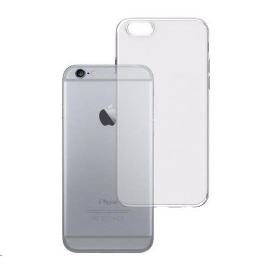 3mk ochranný kryt Clear Case pro Apple iPhone 6, 6s, čirý