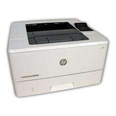 Tlačiareň HP LaserJet Pro M404DN, automatický duplex, sieťová karta, použitý toner, kabeláž