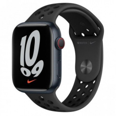 Apple Watch Nike Series 7 Cell, 45mm Mid./Anth./Black Nike SportBand
