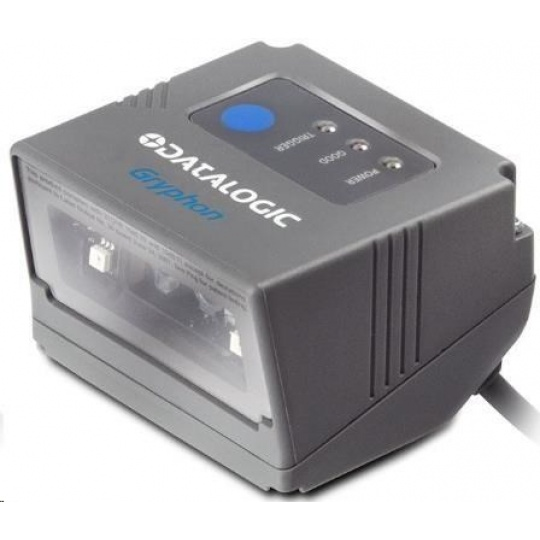 Datalogic Gryphon GFE4400, 2D, Dual-IF, kit (USB)