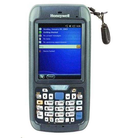 Honeywell CN75, 2D, EA30, USB, BT, Wi-Fi, num., Android