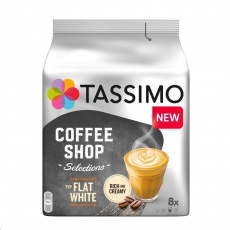Tassimo Flat White 220g kapsle