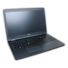 """Notebook Dell Latitude 5580 Intel Core i7 7820HQ 2,9 GHz, 8 GB RAM, 256 GB SSD M.2, GeForce 940MX, cam, 15,6"""" 1920x1080, el. kľúč Windows 10 PRO"""