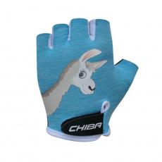 Chiba Cyklistické rukavice pre deti Cool Kids  Lama