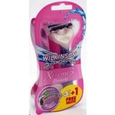Wilkinson Xtreme3 Beauty ( 3+1 )