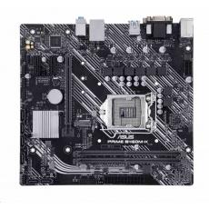 BAZAR ASUS MB Sc LGA1200 PRIME B460M-K, Intel B460, 2xDDR4, VGA, mATX (POŠKOZENÝ OBAL)