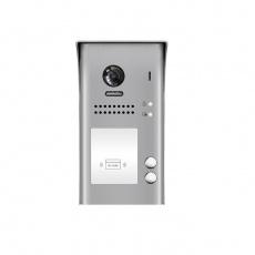 Easydoor DJ 2T ID v2 dverná jednotka s 2 tlačidlami a RFID čítačkou