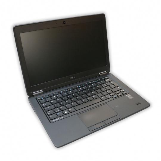 "Notebook Dell Latitude E7250 Intel Core i7 5600U 2,6 GHz, 8 GB RAM, 128 GB SSD, Intel HD, bez mech., 12,5"" 1366x768, el. kľúč Windows 10 PRO"