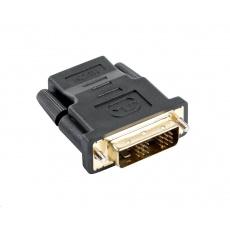 C-Tech Adaptér HDMI na DVI, F/M