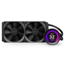 NZXT vodní chladič Kraken Z53 / 2x 120mm fan / LGA 2066/2011(-3)/1366/1156/1155/1151/1150/AM4