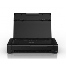 EPSON přenosná tiskárna ink WorkForce WF-100W MFZ, A4, 14ppm, USB, WiFi, BT, vestavěný akumulátor, záruka 3 roky po reg.