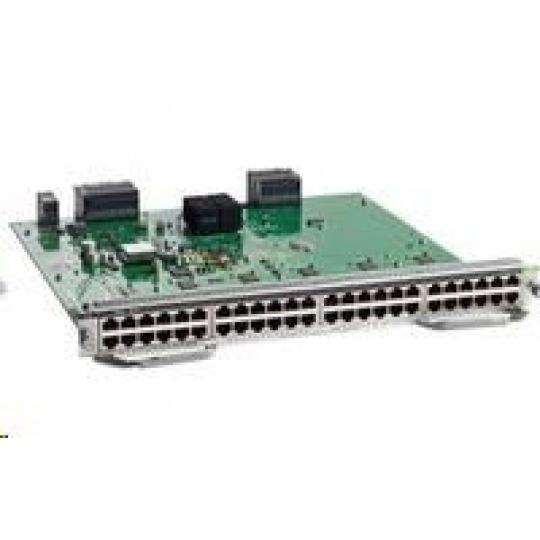 Cisco Catalyst 9400 Series 48-Port 10/100/1000 (RJ-45)