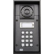 2N® Analog Force, 1 tlačítko + klávesnice