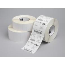 Zebra etikety PolyE3100T GLOSS, 102x76mm, 1,890 etiket, 76MM CORE