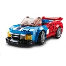 Sluban B-0633E závodní auto BUTTERFLY 164dílků