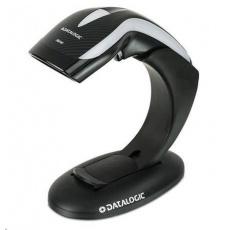 DataLogic Heron HD3130, čtečka kódů, stojánek, black, USB