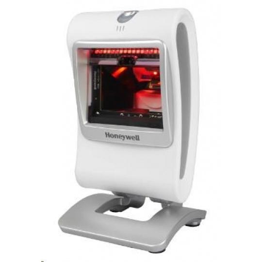 Honeywell Genesis 7580g, 1D, PDF, 2D, multi-IF, kit (USB), bílá