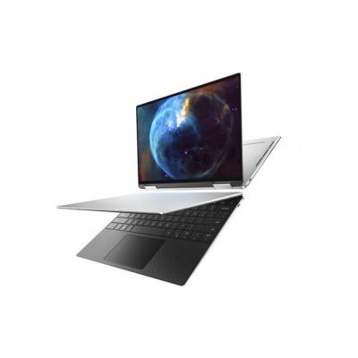 "DELL Ultrabook XPS 13 2in1 (7390)/i7-1065G7/16GB/512GB SSD/Intel Iris Plus/13.4"" UHD+  Touch/Win10PRO/Silver/3YNBD"