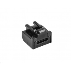SMARTKEEPER Basic RJ45 Port Lock 100 - 100x záslepka, černá