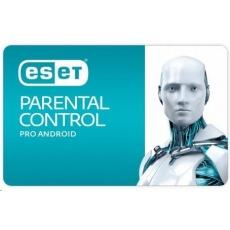 ESET Parental Control pre Android 1 licencia na 1 rok