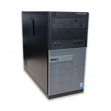 Počítač Dell OptiPlex 9020 tower Intel Core i5 4670 3,4 GHz, 8 GB RAM, 500 GB HDD, Intel HD, DVD-RW, COA štítok Windows 7 PRO
