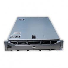 "Server Dell PowerEdge R710 2U, 2x Intel Hexa Core Xeon L5640 2,27 GHz, 8 GB RAM, bez 2,5"" HDD, rámečků, mechaniky a čelního panelu"