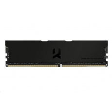 DIMM DDR4 32GB 3600MHz CL18 DR (Kit 2x16GB) GOODRAM IRDM PRO, Deep Black