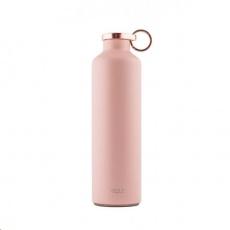 Equa Smart – chytrá lahev, ocel, mramor, Pink Blush