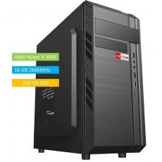 ABCOM GA5100 RYZEN 5, 16 GB RAM, 250GB SSD, RTXGTX1660 6GB