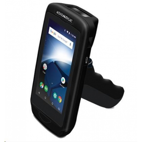 Datalogic Memor 1, 2D, BT, Wi-Fi, Gun, GMS, black, Android