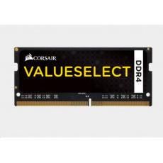 CORSAIR DDR4 16GB (Kit 1x16GB)  SODIMM 2133MHz CL15 černá