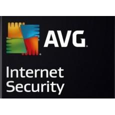 _Nová Licence AVG Internet Security pro Windows 1 lic. (24 měs.) SN Email ESD